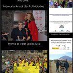 Memoria Anual de Actividades MPT 2016