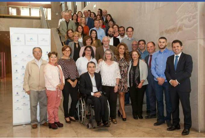 """Premiados en la Convocatoria 2017 de la Obra Social """"la Caixa"""", el Gobierno de Canarias y la Fundación CajaCanarias"""