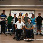 Asociaciones y clubes deportivos premiados en las III Becas Capacitas