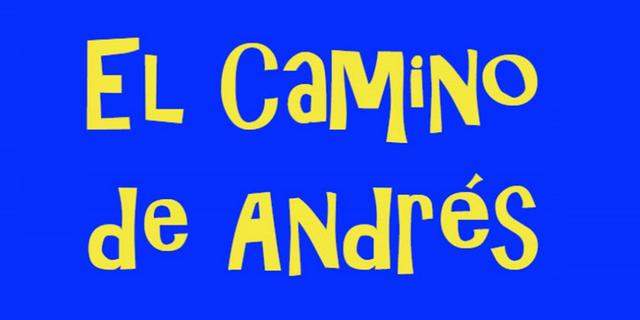 El Camino de Andrés