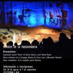 Cartel XIV Ruta nocturna al antiguo ere del Hmno Pedro