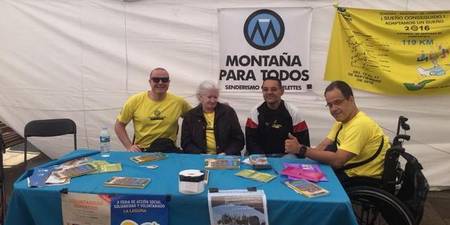 II Feria de Acción Social, Solidaridad y Voluntariado de La Laguna