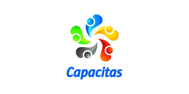 Logotipo Proyecto Capacitas de Fundación Disa