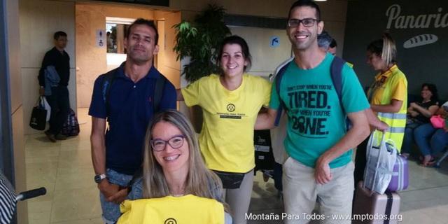 IV Encuentro de Surf Adaptado en Fuerteventura - MPT