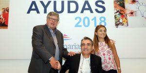 V Convocatoria de Ayudas a Proyectos Deportivos (Foto: Fundación CajaCanarias)