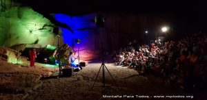 XIV Ruta nocturna al antiguo ere del Hmno Pedro - Espectaculo