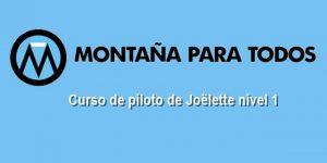 Curso piloto Joëlette n1