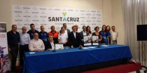 Rueda de prensa V Santa Cruz Extreme