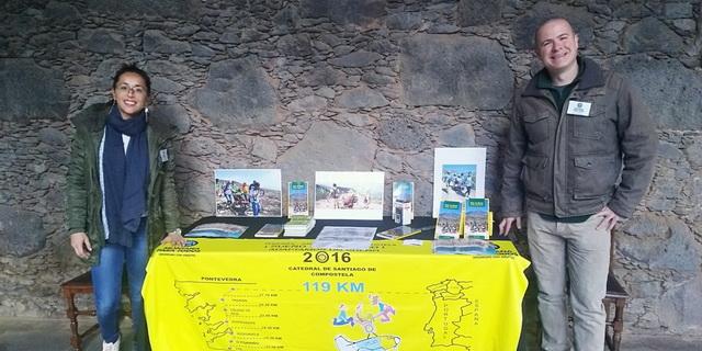 Voluntarios en el IES Canarias Cabrera Pinto