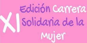 XI Carrera Solidaria de la Mujer