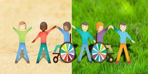 Jornada inclusiva. Acuática