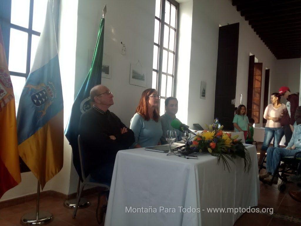 Presentación folleto-guías Arico - Ecomuseo de la Piedra