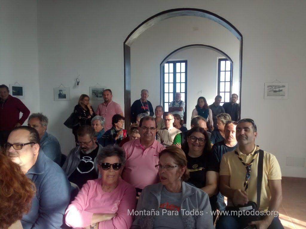 Presentación folleto-guías Arico - MPT