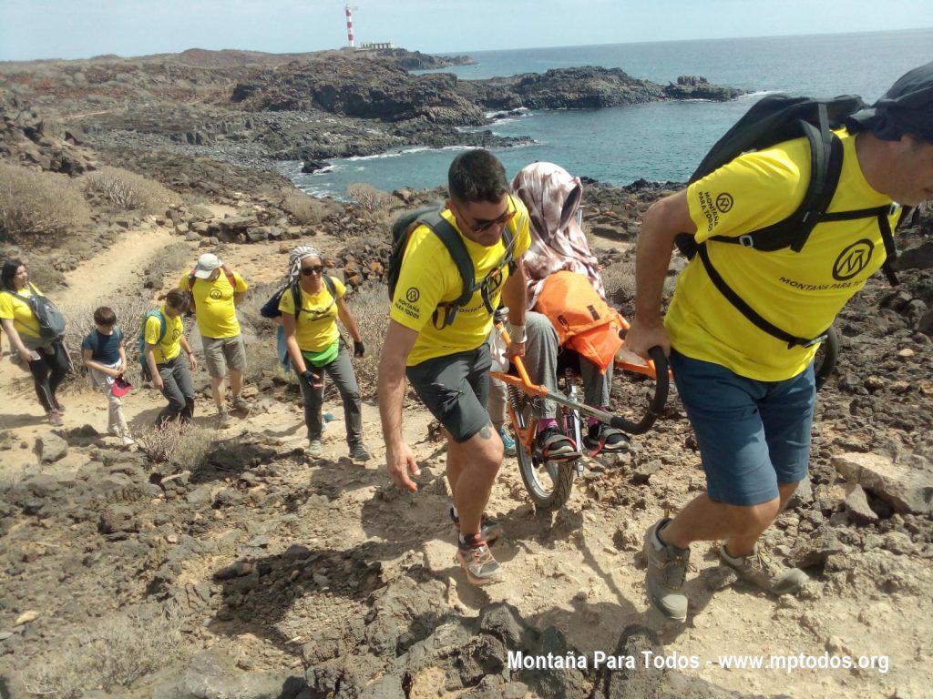 Punta de la Rasca - Sendero (1)