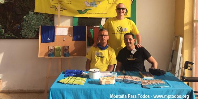 I Jornada de voluntariado y solidaridad IES Mª Rosa Alonso