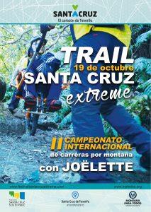Cartel II Campeonato Internacional de Carreras por Montaña con Joëlette