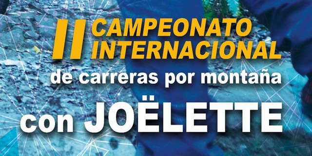 II Campeonato Internacional de Carreras por Montaña con Joëlette