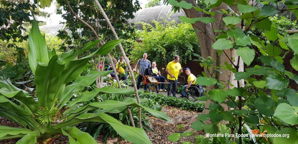 MPT visita el Jardín Botánico del Pto. de la Cruz (1)