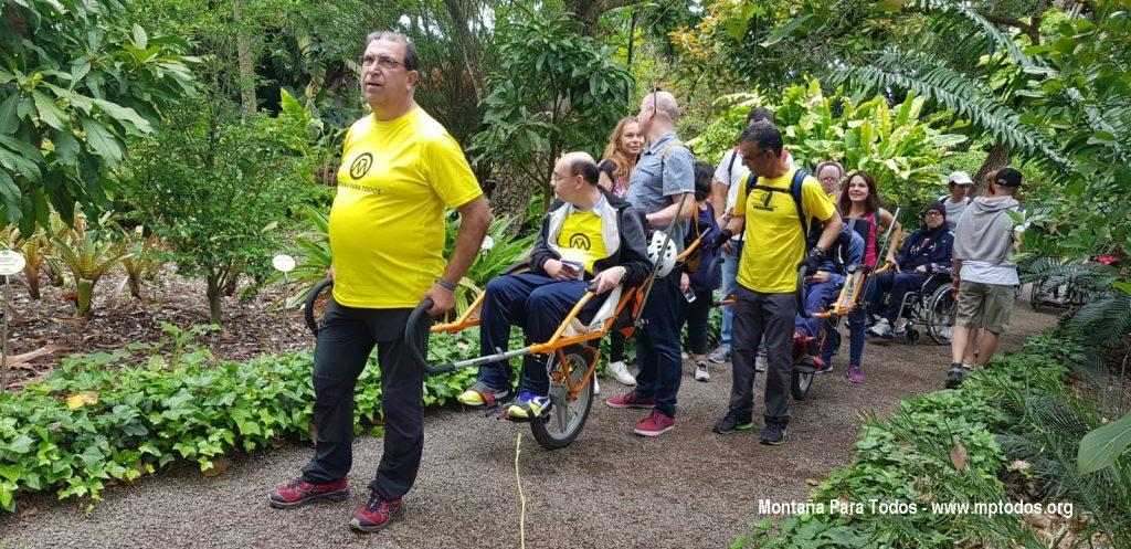 MPT visita el Jardín Botánico del Pto. de la Cruz (2)