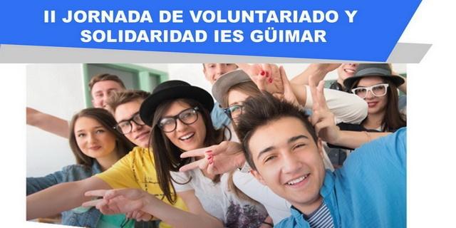 II Jornada de Voluntariado y Solidaridad IES Güímar