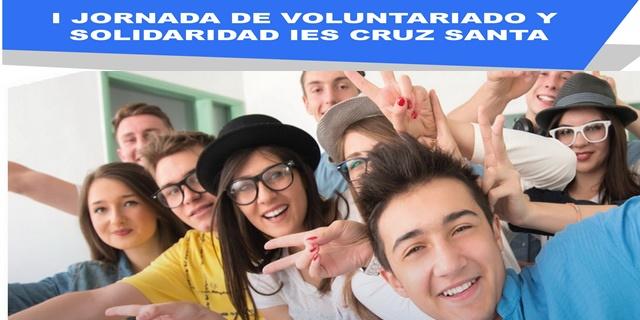 I Jornada Voluntariado y Solidaridad IES Cruz Santa