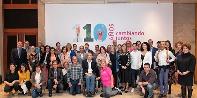 Entidades receptoras de la II Convoctoria de Ayudas a Proyectos Sociales 2019