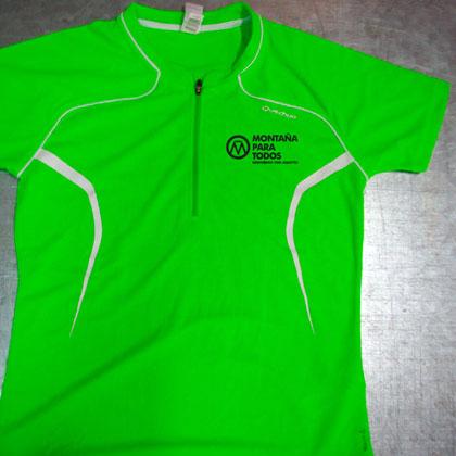 camiseta MPT
