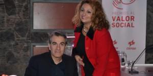 Juan Antonio Rodríguez recoge el Premio