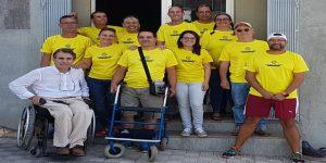 Participantes del Camino de Santiago