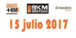 VII Carrera popular nocturna 8KM Orotava @ Plaza de la Constitución | La Orotava | Canarias | España