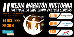 II Maratón Nocturna Puerto de la Cruz - Divina Pastora Seguros @ Puerto de la Cruz | Puerto de la Cruz | Canarias | España