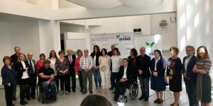 Acto de Presentación de las Entidades Beneficiarias de la IV Convocatoria de la Línea de Ayudas a Proyectos e Iniciativas Sociales Fundación Disa