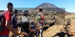 Presentación del proyecto 'Naturaleza para todos en los Parques Nacionales', de Fundación Global Nature